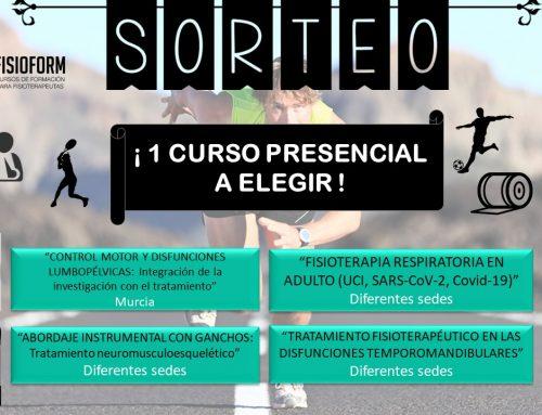 SORTEO CURSO PRESENCIAL