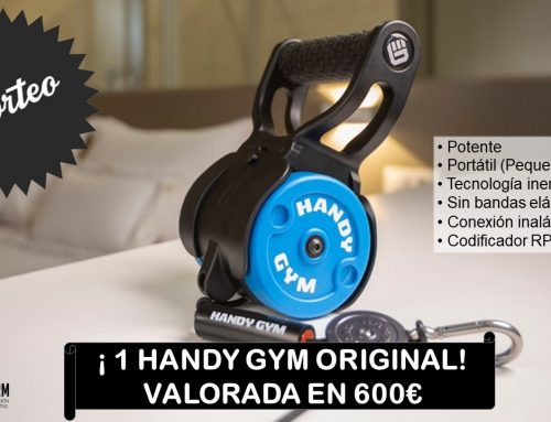 SORTEO HANDY GYM
