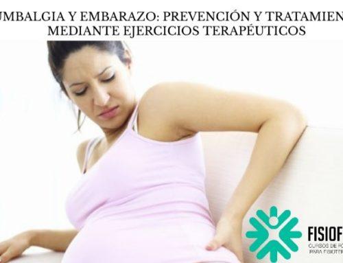 Lumbalgia y embarazo: Prevención y tratamiento mediante ejercicios terapéuticos