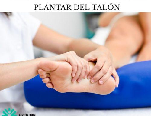 TERAPIA MANUAL PARA EL DOLOR PLANTAR DEL TALÓN