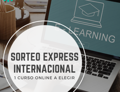 SORTEO EXPRESS INTERNACIONAL CURSO ONLINE A ELEGIR